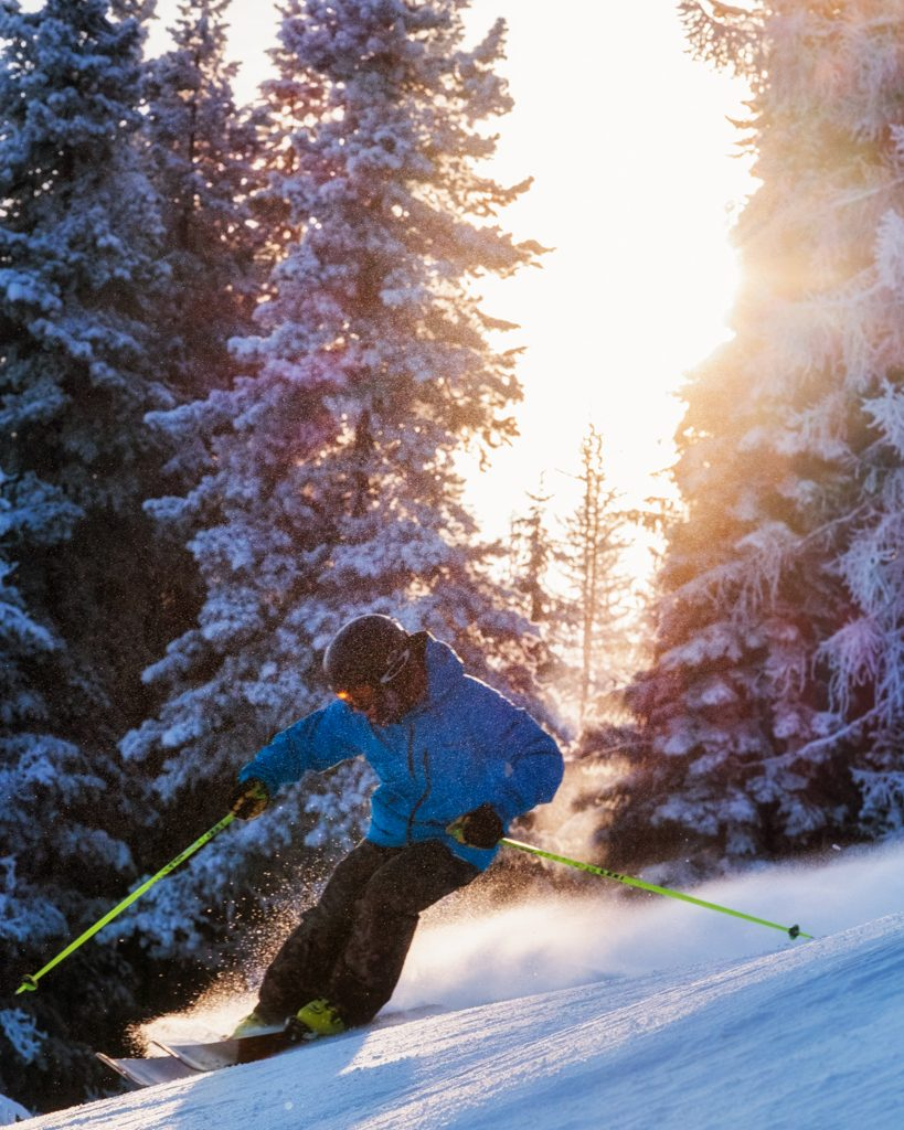 Kimberley Alpine Resort sits above the sunshine capital of B.C. (Photo: Aaron Theisen)