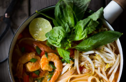 Photo of 15 minute Thai curry.