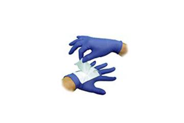 Illustration of Potty Glove.