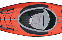 Photo of Advanced Elements AdvancedFrame Kayak.