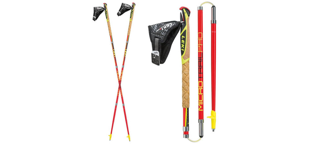 Photo of Leki Micro Trail Pro Running Poles.