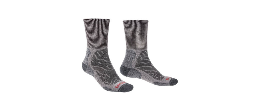 Photo of Bridgedale's Fusion Tech Hike & Ski Socks.
