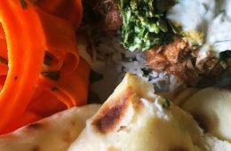 Photo of breakfast omlet.
