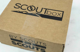 Scoutbox Outdoor Gear Subscription Box