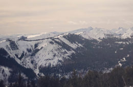 Photo of the Wallowas