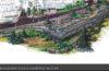 rendering of Spokane Falls Boulevard CSO 26 Control Facility