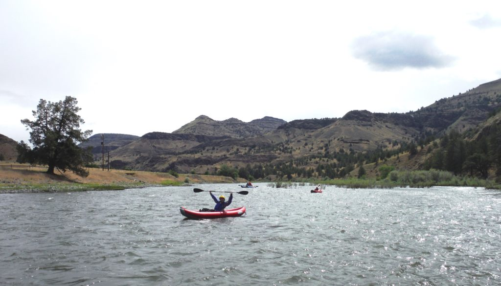 Two Oregon River Trips For Families & Beginners