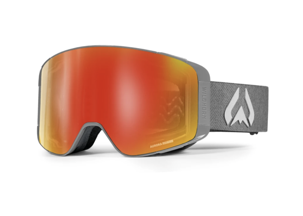 Wildhorn Pipeline Snow Goggles.